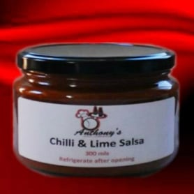 Chilli and Lime Salsa