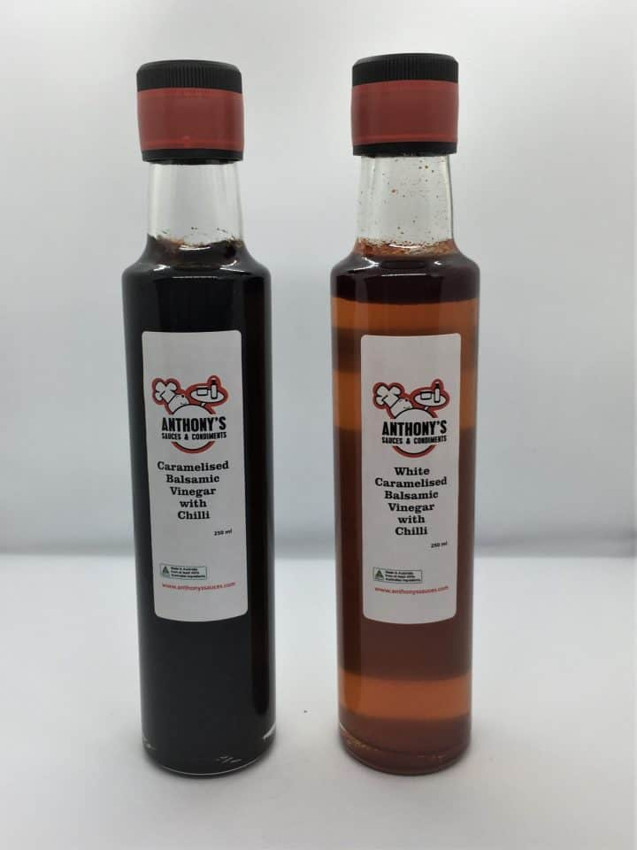 Balsamic Vinegar Duo
