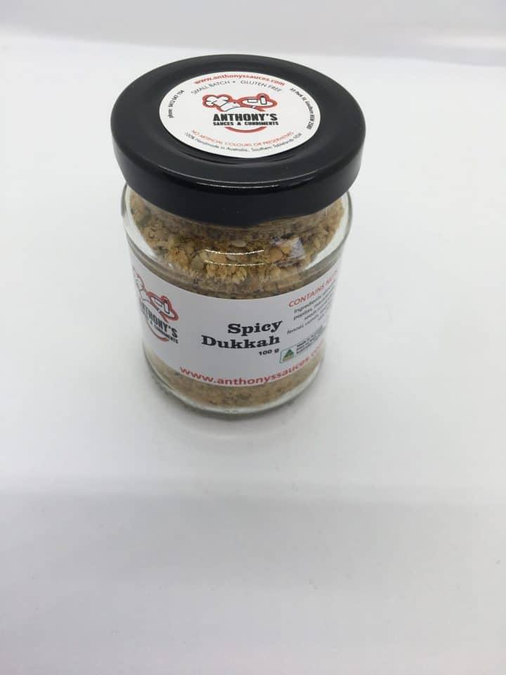 Spicy Dukkah