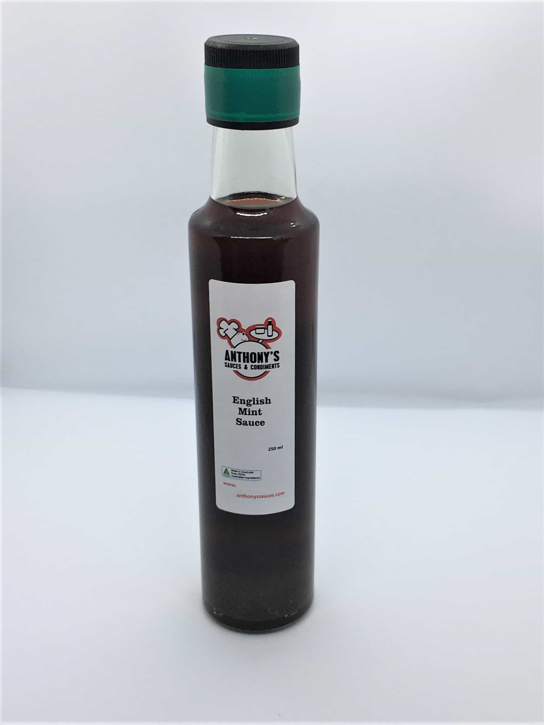 English Mint Sauce